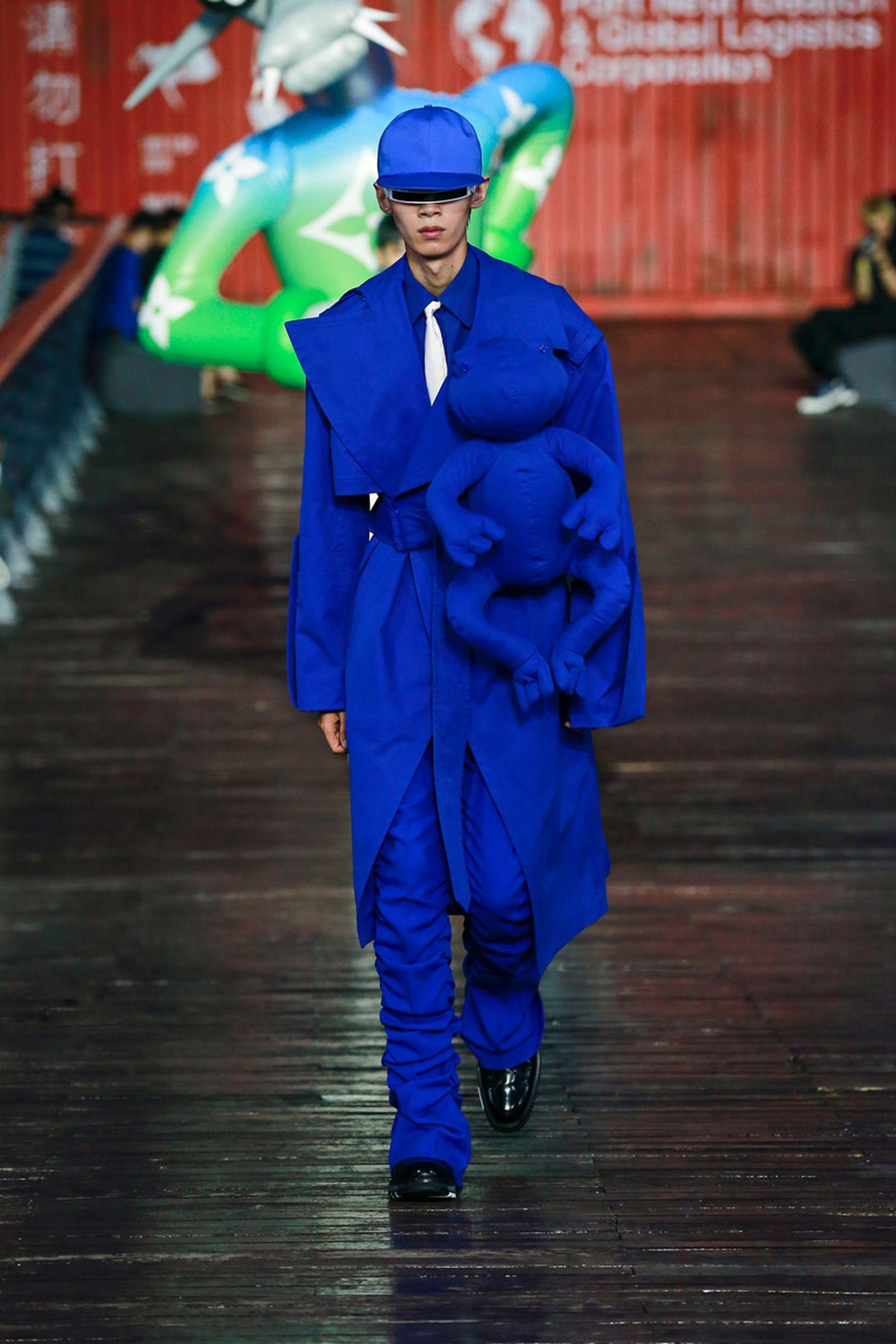 Louis Vuitton Men's Spring Summer 2021 Collection