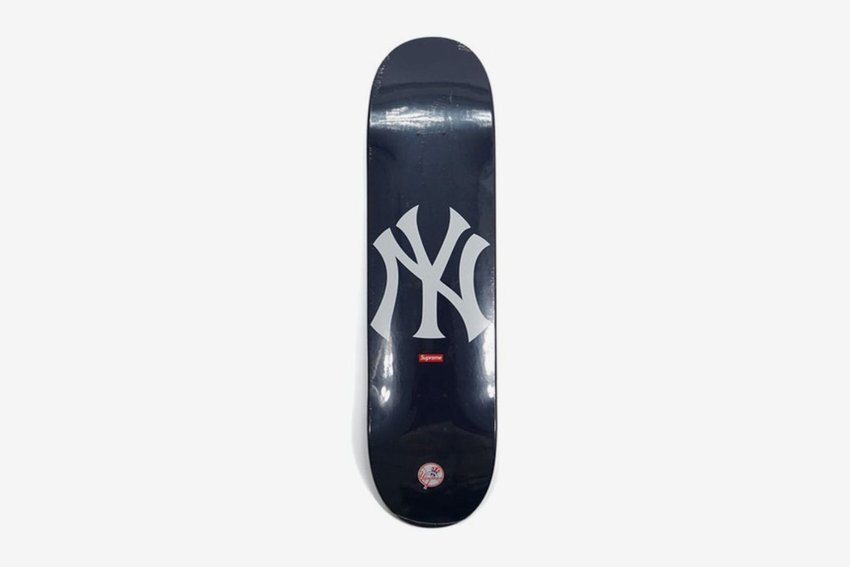 New York Yankees Skateboard Deck