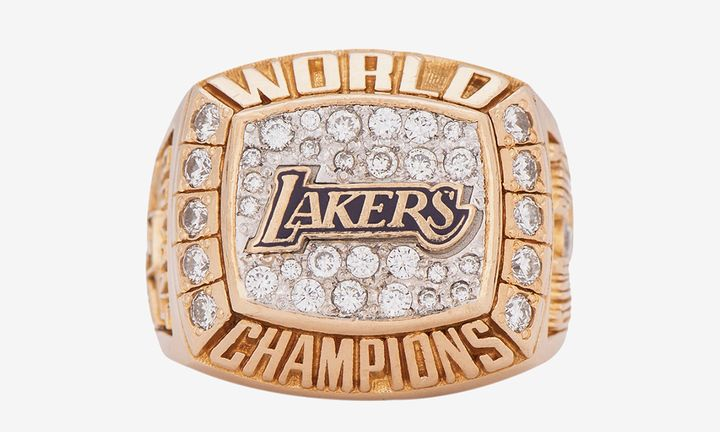 Kobe Bryant's NBA Championship Ring