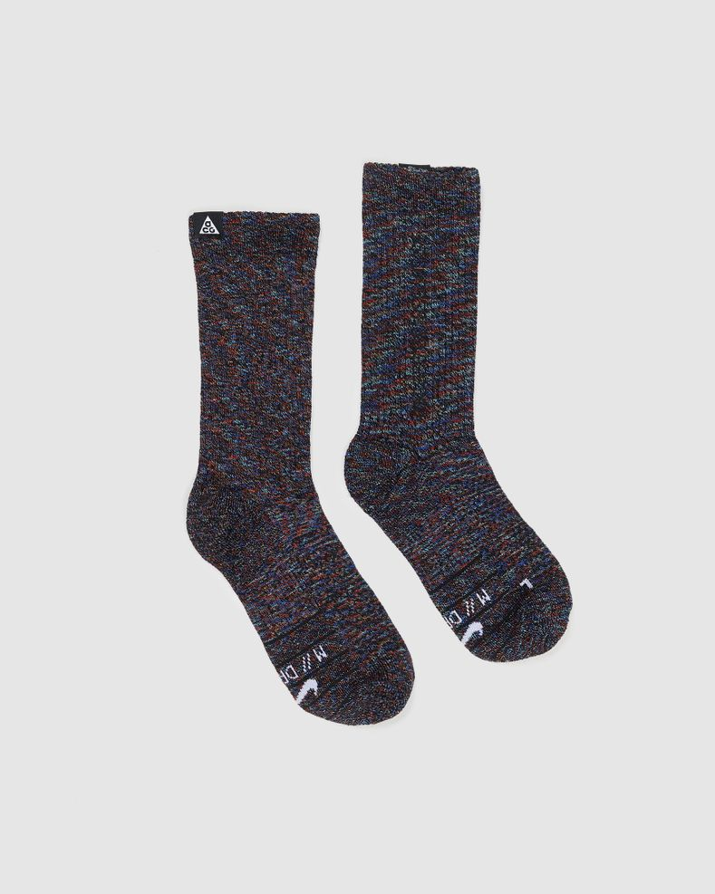 "Nike ACG ""Kelley Ridge"" - Black - Unisex Socks"