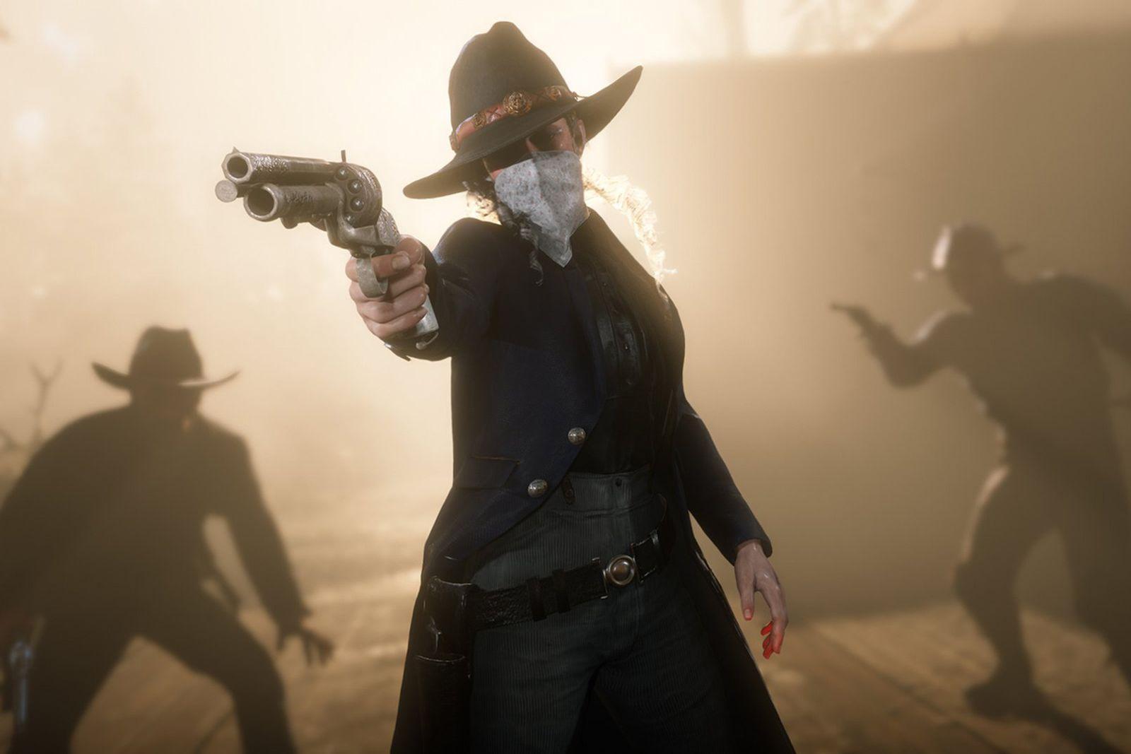 red dead online update Red Dead Redemption 2 rockstar games