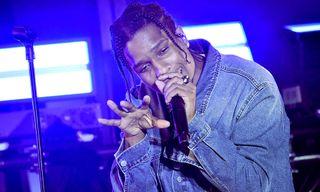 "A$AP Rocky Announces ""Injured Generation"" Tour"