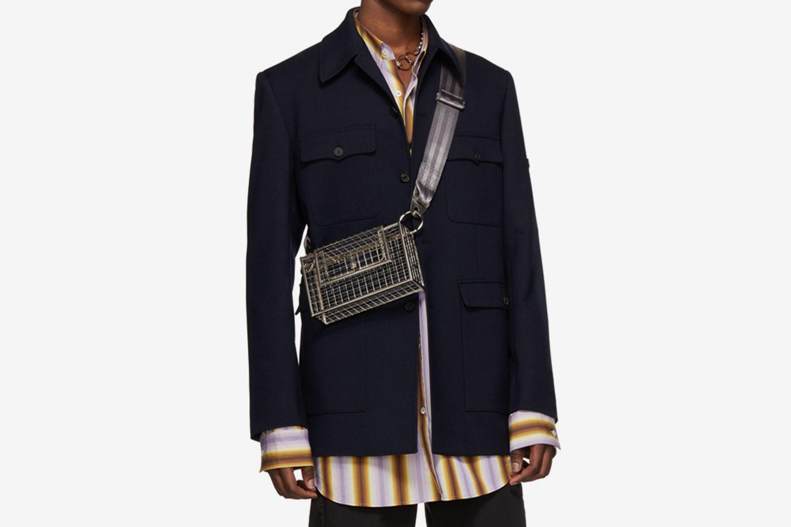 COLOR MATCHINGcm shirtcm jacket martine ali ssense