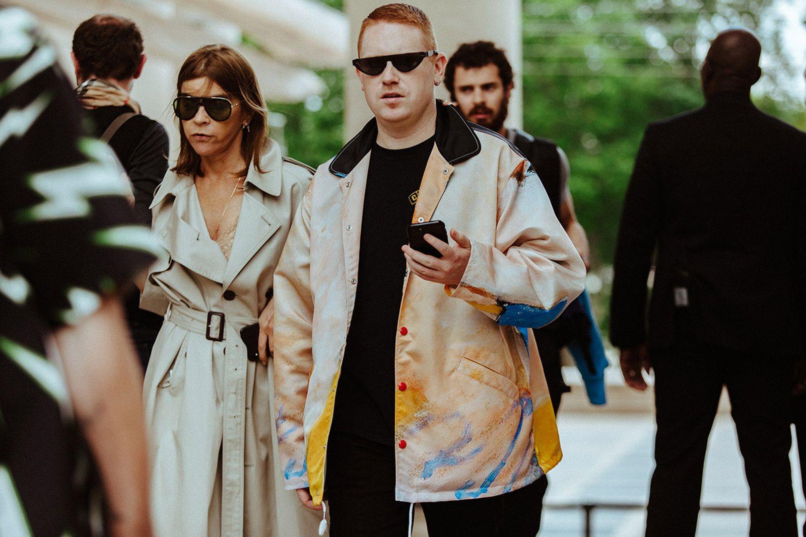 paris fashion week ss20 street trends gap