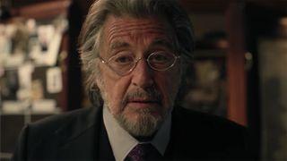 Al Pacino Hunters trailer