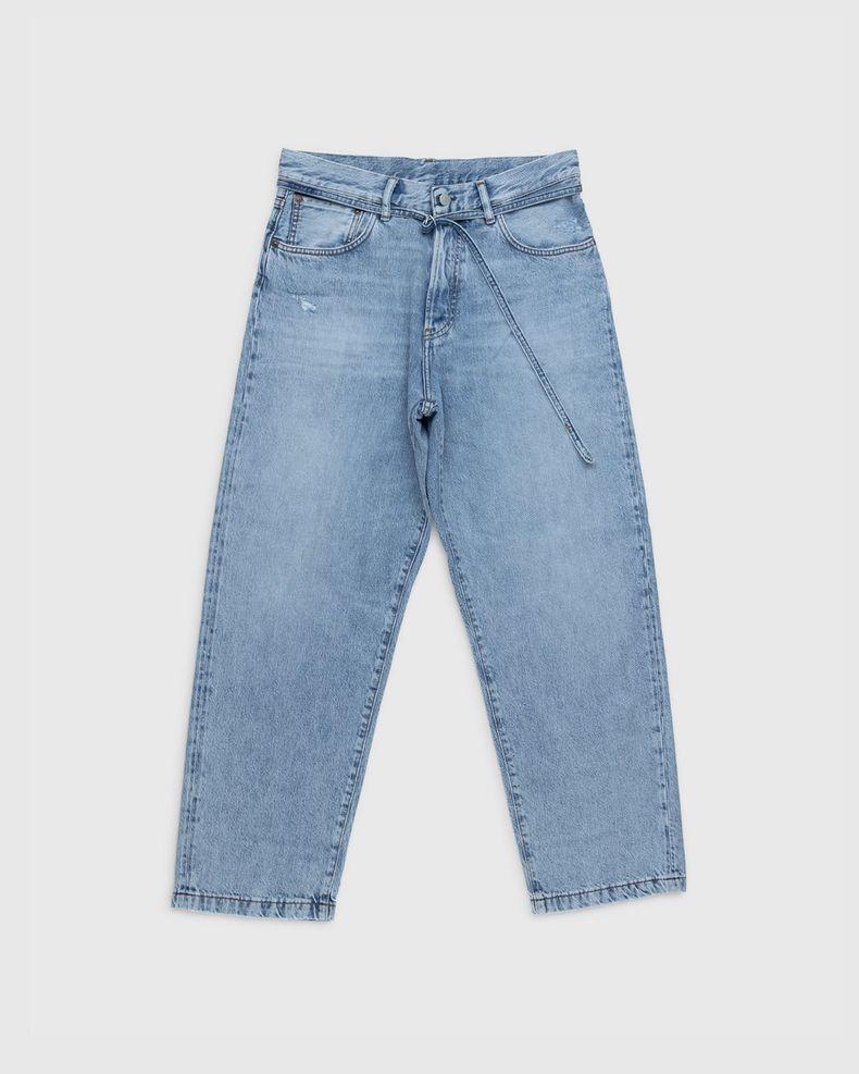 Acne Studios – Loose Fit Jeans Blue