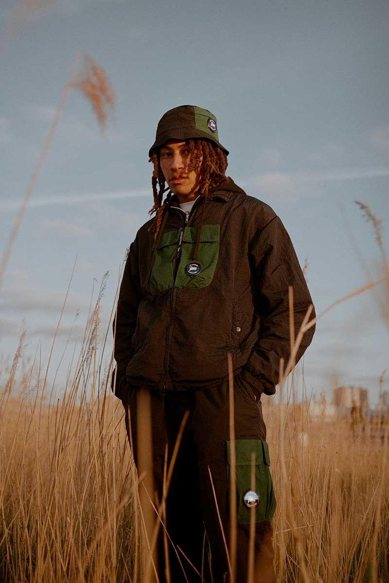 Patta Tracksuit, Meet C.P. Company Goggle Jacket
