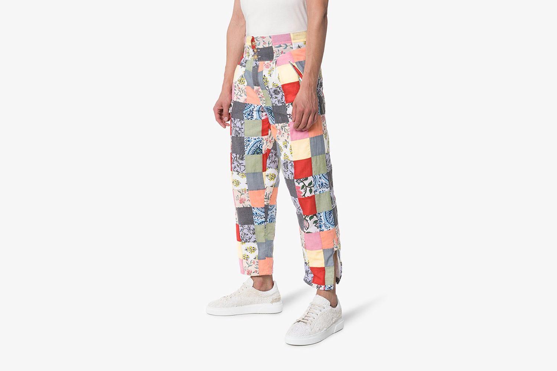 Kolkata Patch Trousers