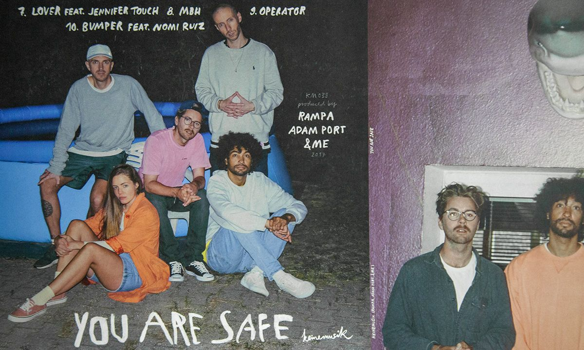 Keinemusik: The Berlin DJ Crew Celebrates 10 Years of Safe Spaces