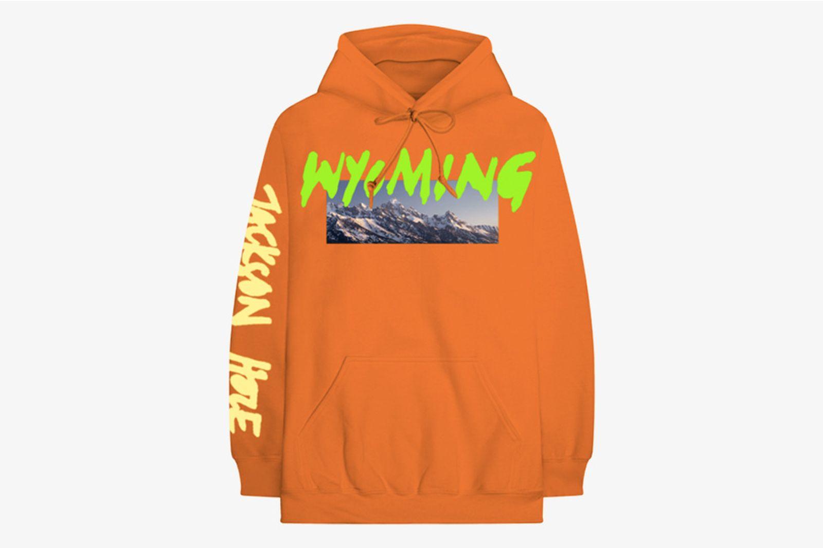 kanye west wyoming merch ASAP Ferg Merchandise Travis Scott