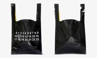 Maison Margiela's $1,495 PVC Tote Is the FW18 Accessory of Your Dreams