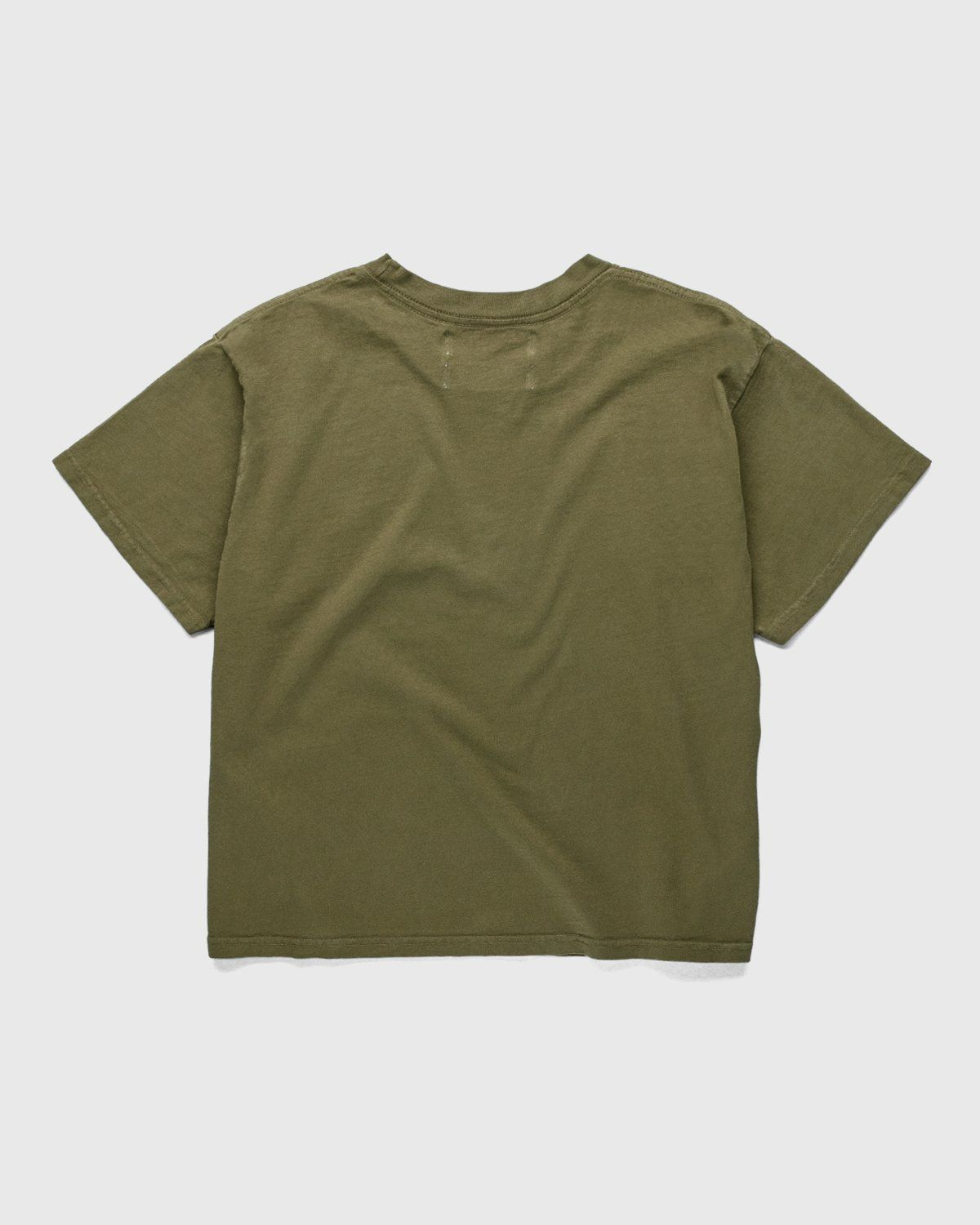 Darryl Brown — T-Shirt Military Olive - Image 2