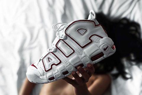 "virgil abloh nike air jordan 1 unc sneakers instagram Adidas Originals x Daniel Arsham Nike M2K Tekno ""Pink Foam"" acronym"