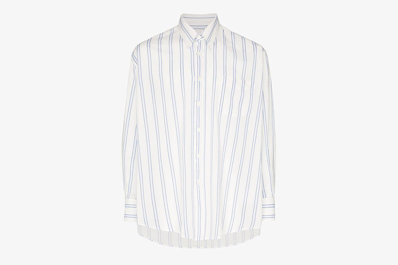 Less Borrowed Cotton Shirt
