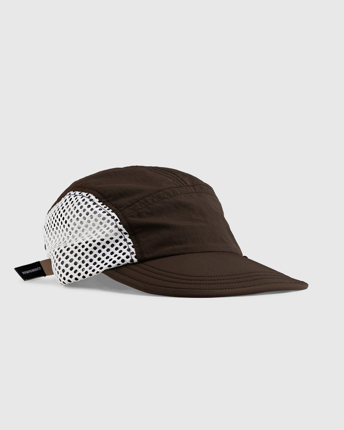Gramicci for Highsnobiety – Cap Brown - Image 1