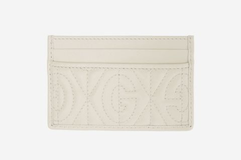 GG Quilted Card Holder