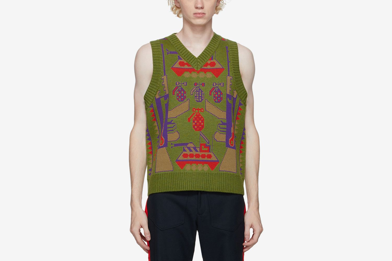 Shareware Sweater Vest