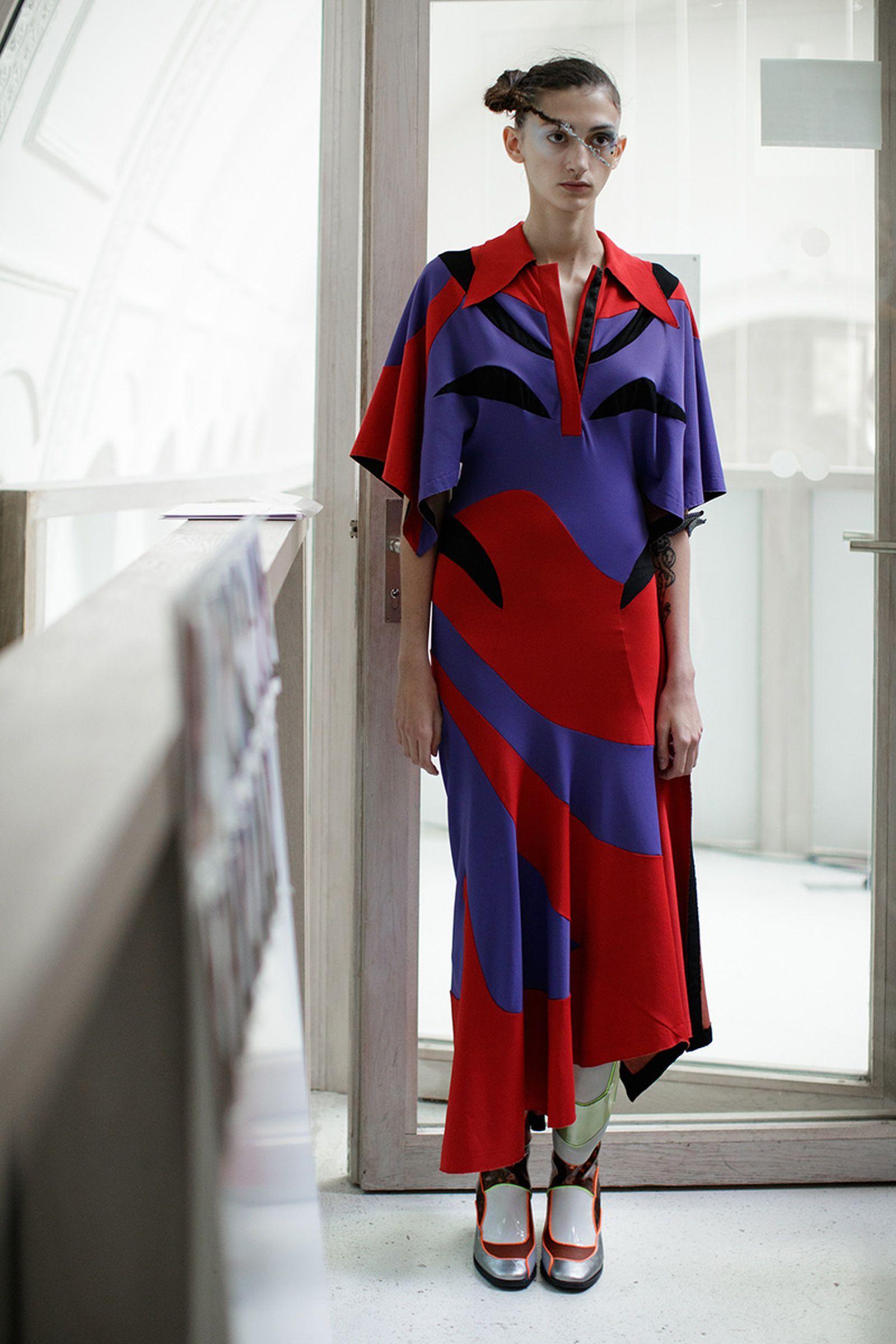 kiko kostadinov london fashion week3
