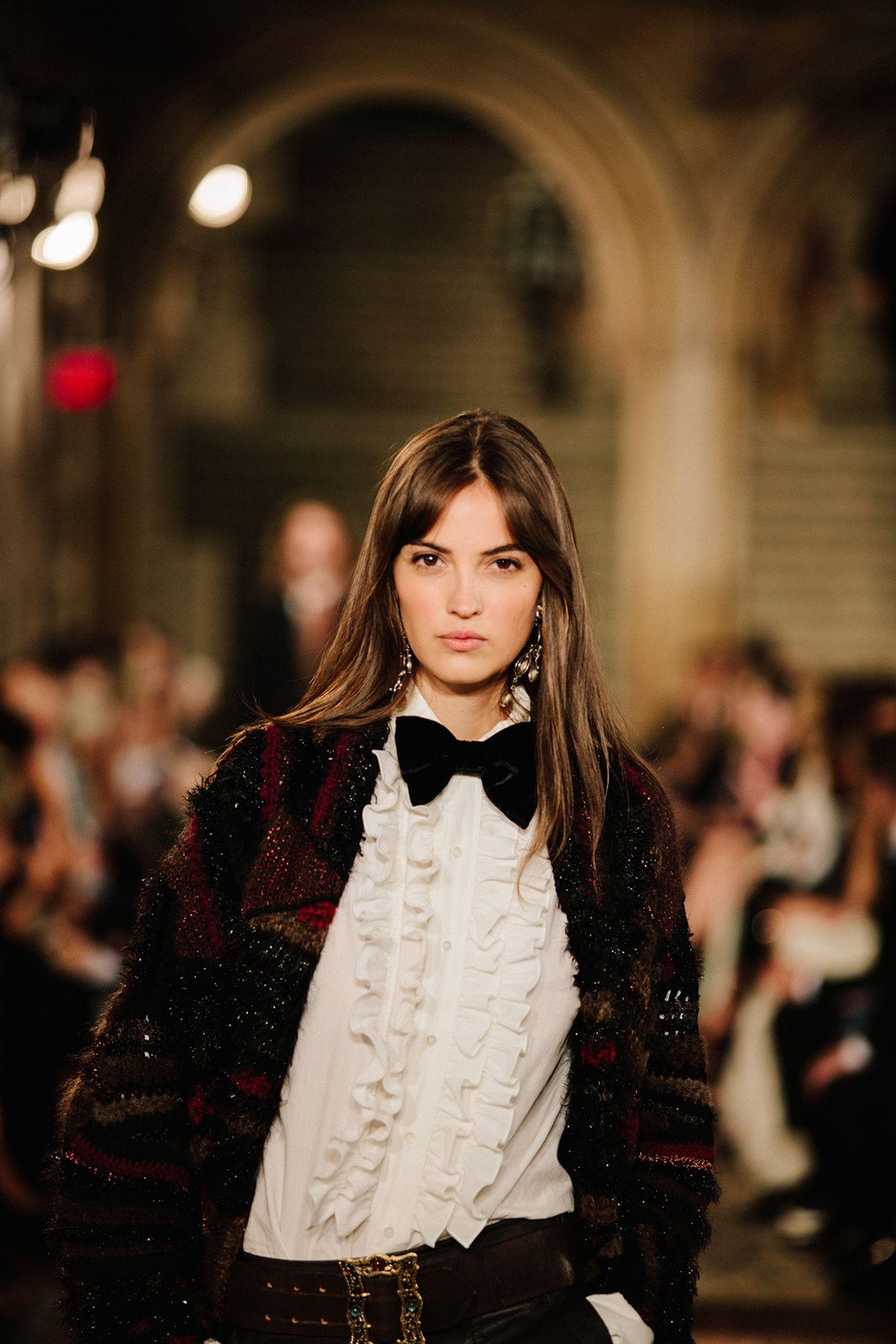 Ralph Lauren Fall Winter 2019 NYFW fashion shows new york fashion week