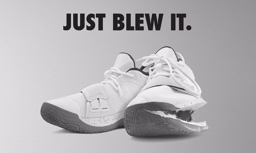 Skechers Takes Shots At Nike In Just Blew It Ad