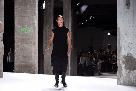 cdfa 2019 award winners list Rick Owens bode