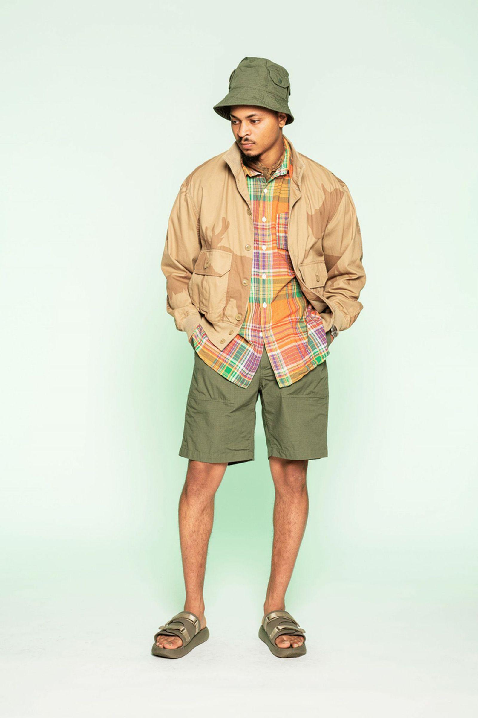 engineered garments spring summer 2022 collection lookbook (12)