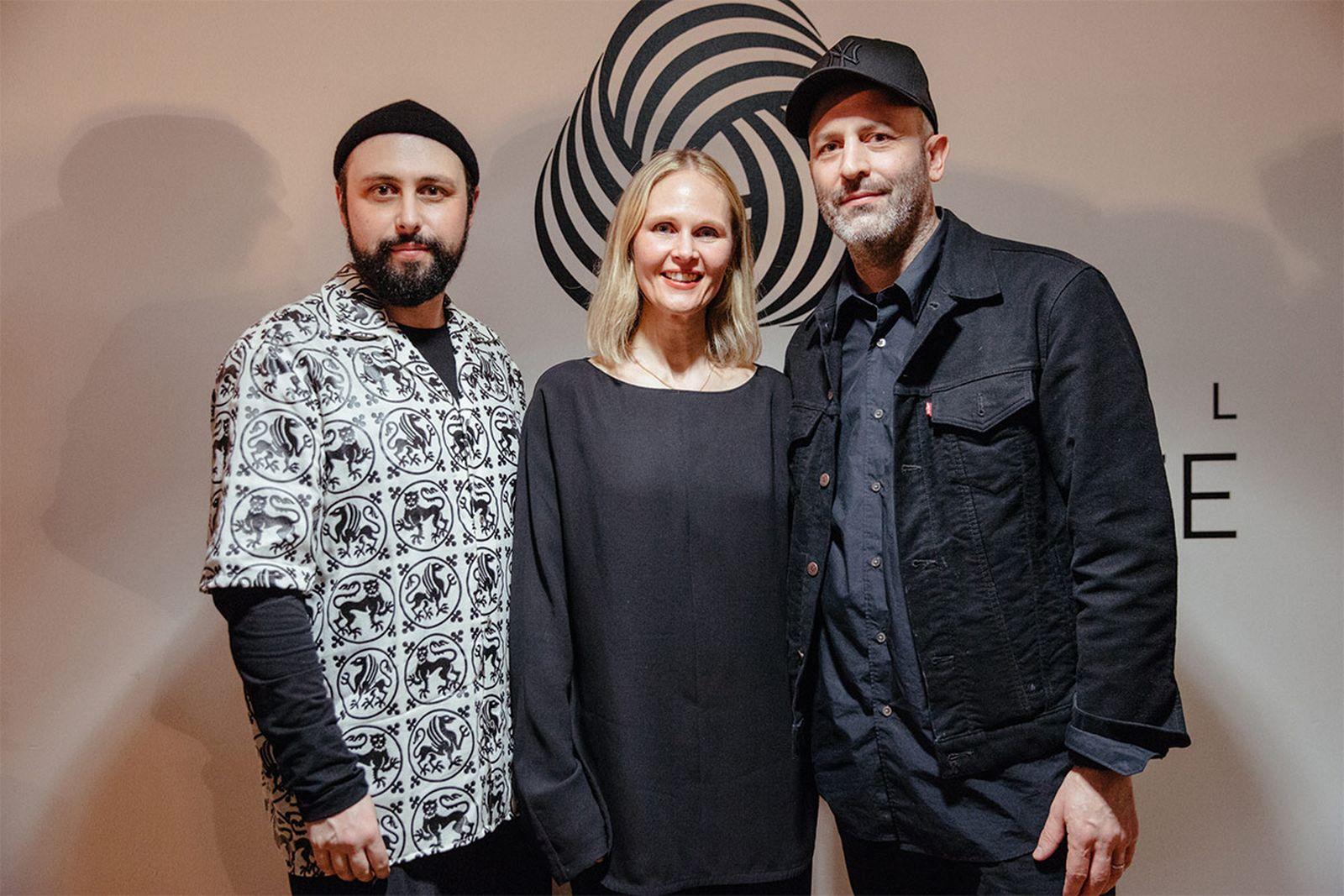 edward crutchley international woolmark prize 2019 kim jones