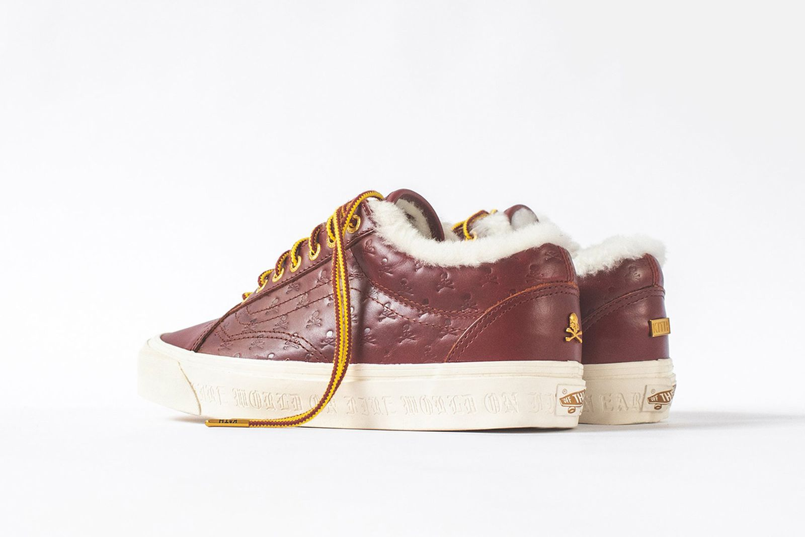 kith mastermind vans footwear collection release date price