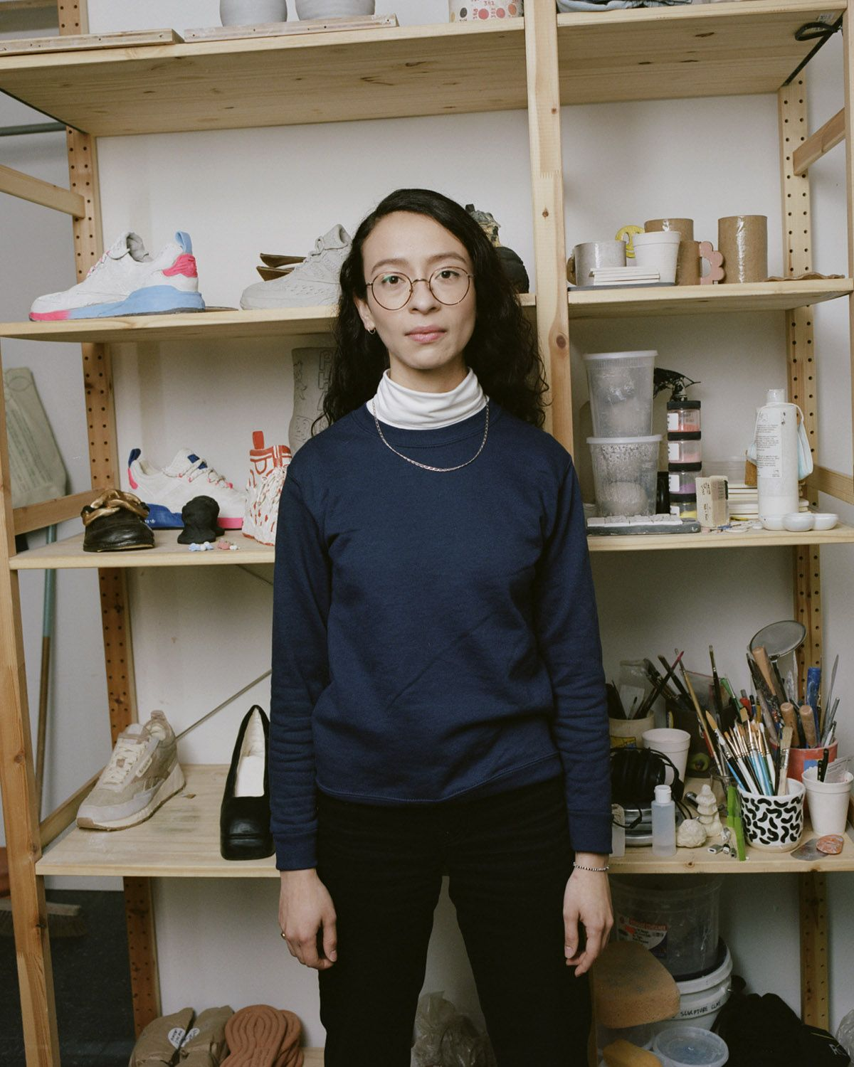 Didi Rojas' Ceramic Sneakers Are Forever DS 11
