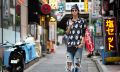 Street Style: Masaru Chabata in AZS, Pierre Hardy and Dior