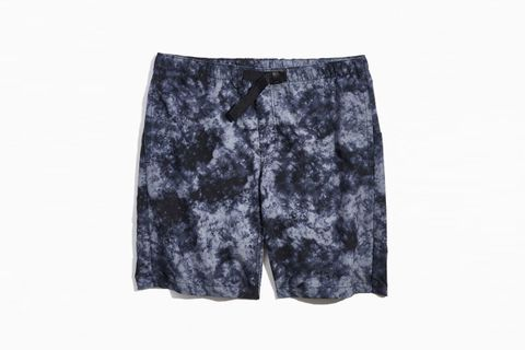 Salty Sailor Tie-Dye Short