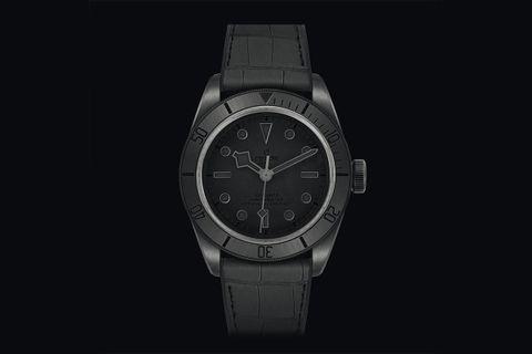 tudor black bay ceramic one watch