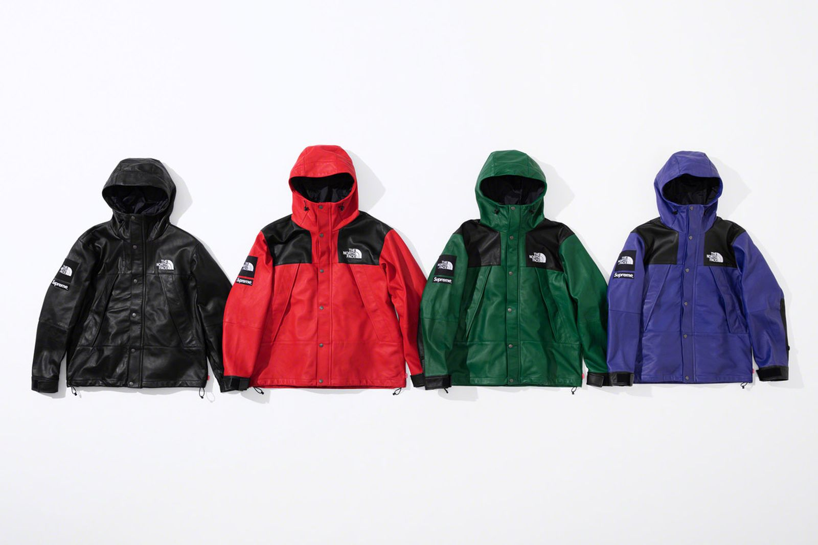 supreme north face fw18 buy release date The North Face