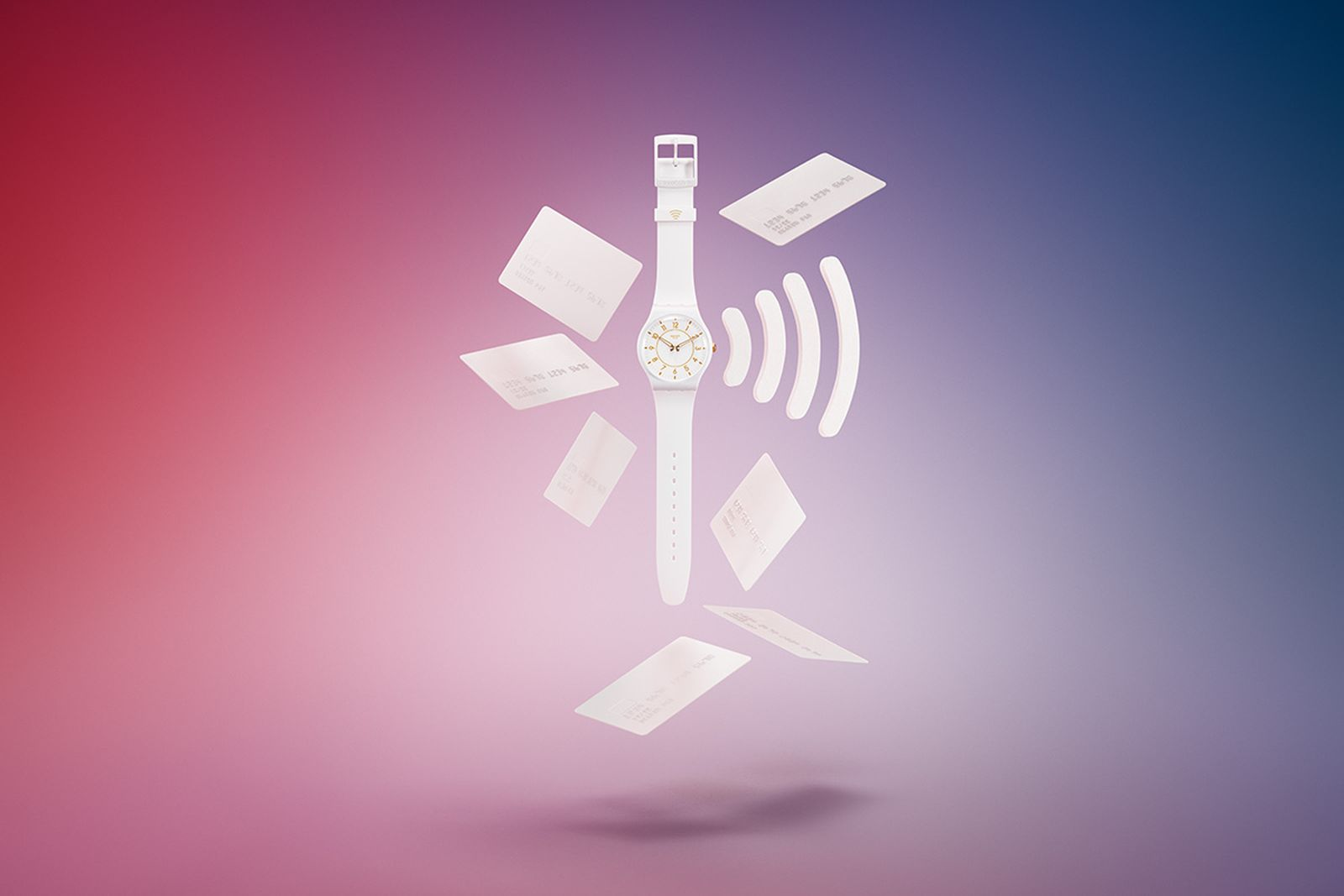swatch swatchpay contactless payment SwatchPAY!