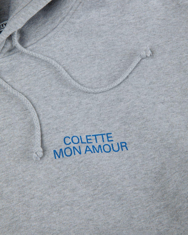 colette Mon Amour - Paris Hoodie Grey - Image 9
