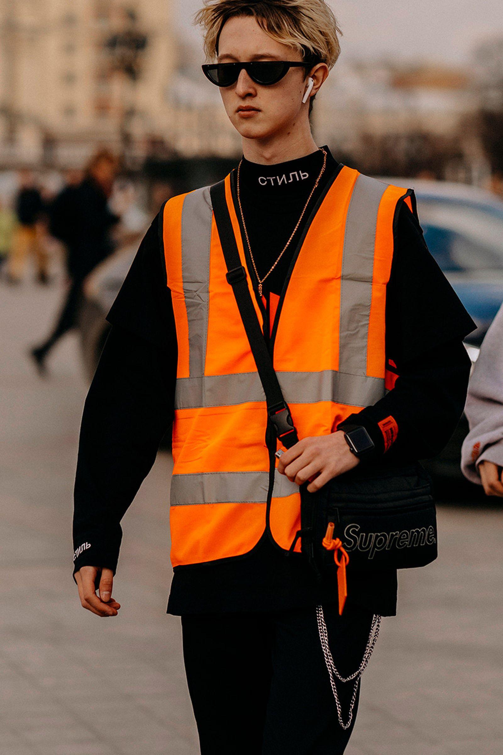 russia fashion week street style fw19 Mercedes-Benz Fashion Week Russia