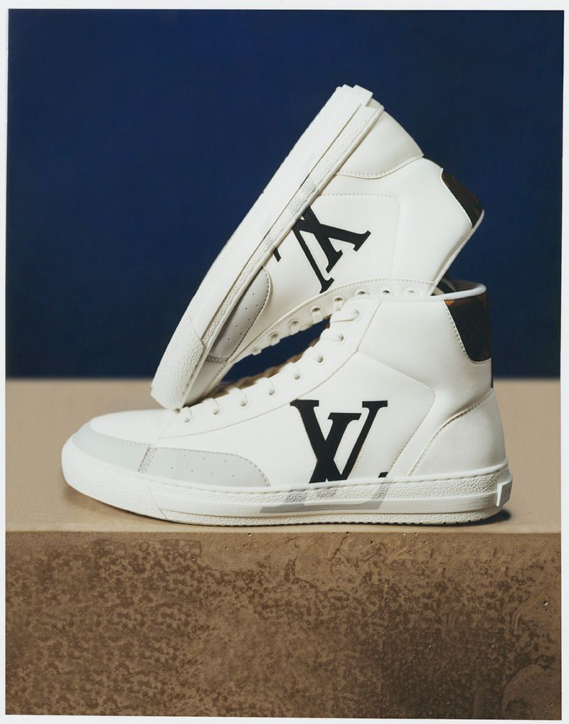 Louis Vuitton's Charlie Sneaker Is the Brand's Most Responsible Shoe Yet