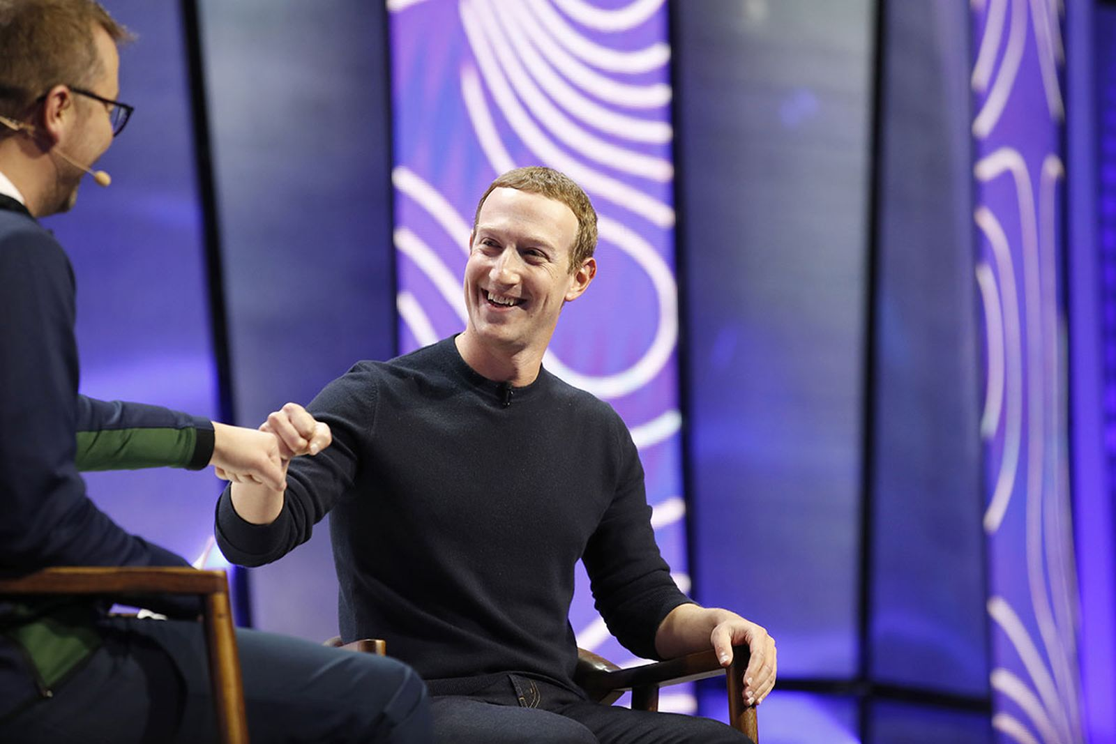 Facebook CEO Mark Zuckerberg & Key Speakers At The Silicon Slopes Summit