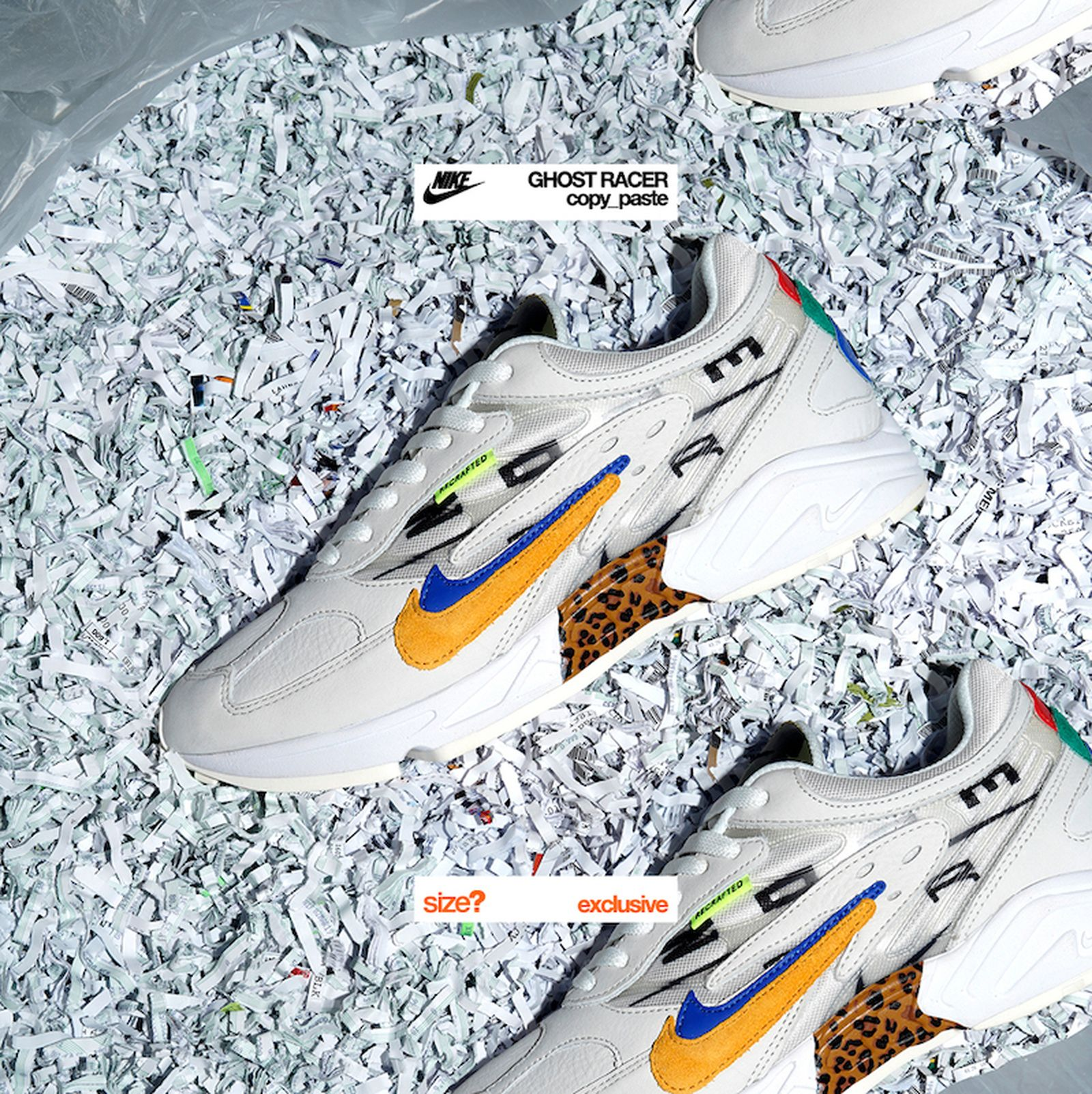 Size Nike Ghost Racer Copy Paste