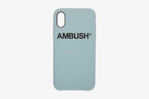 SSENSE Exclusive Logo iPhone X Case