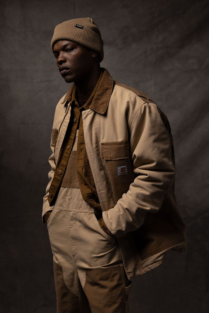 What's Old Is Gold in Carhartt WIP FW21