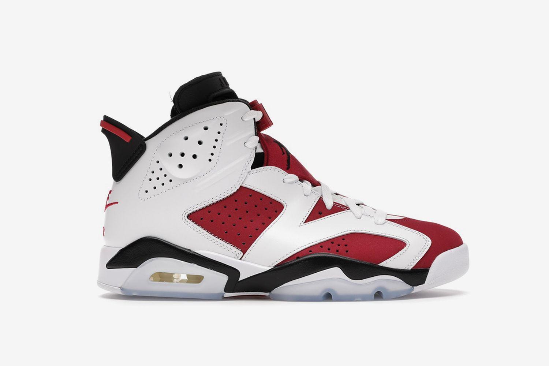 Jordan 6 Retro Carmine 2021