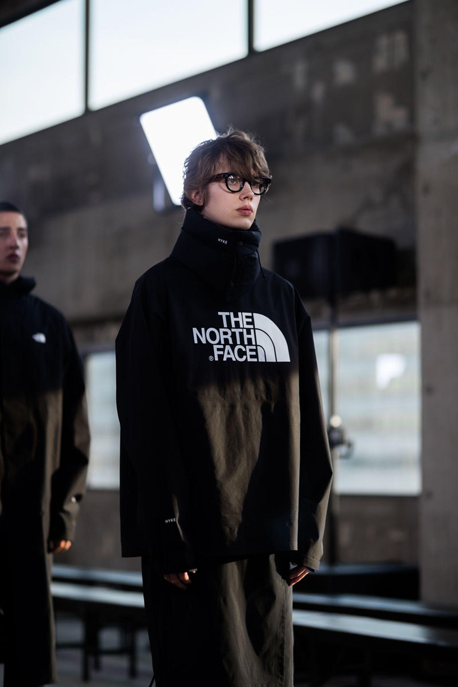 24HYKE The North Face FW19 Tokyo Fashion Week