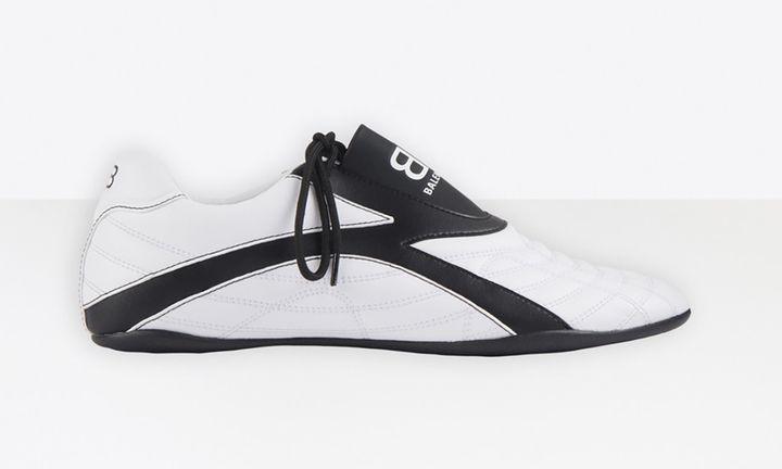 Balenciaga Zen sneaker white black