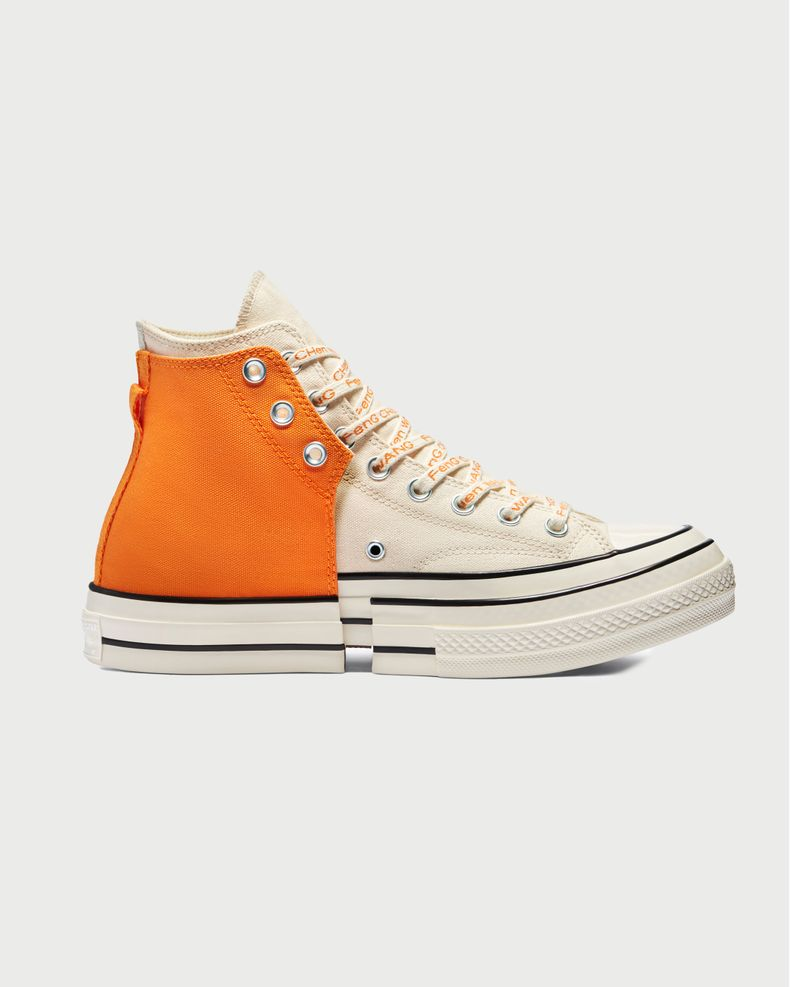 Converse x Feng Chen Wang 2-in-1 Chuck 70 High - Persimmon Orange