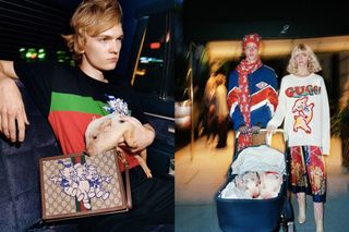 f86a5a73d01ca Gucci Celebrates the Year of the Pig in New Capsule Collection