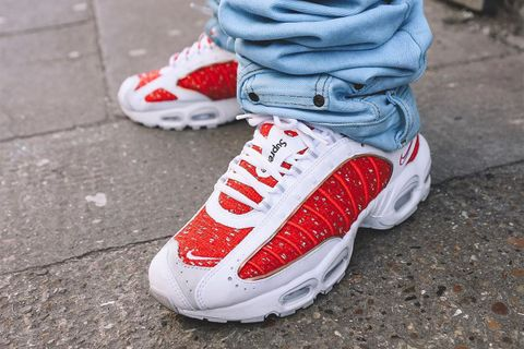 ae53f94b6c18 Supreme s Nike Air Max Tailwind 4   More Featured in This Week s Best  Instagram Sneaker Photos