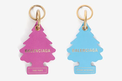 balenciaga car freshners Little Trees