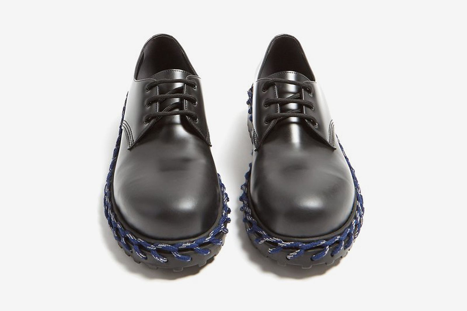 balenciaga laced sole derby shoes release date price Demna Gsvsalia