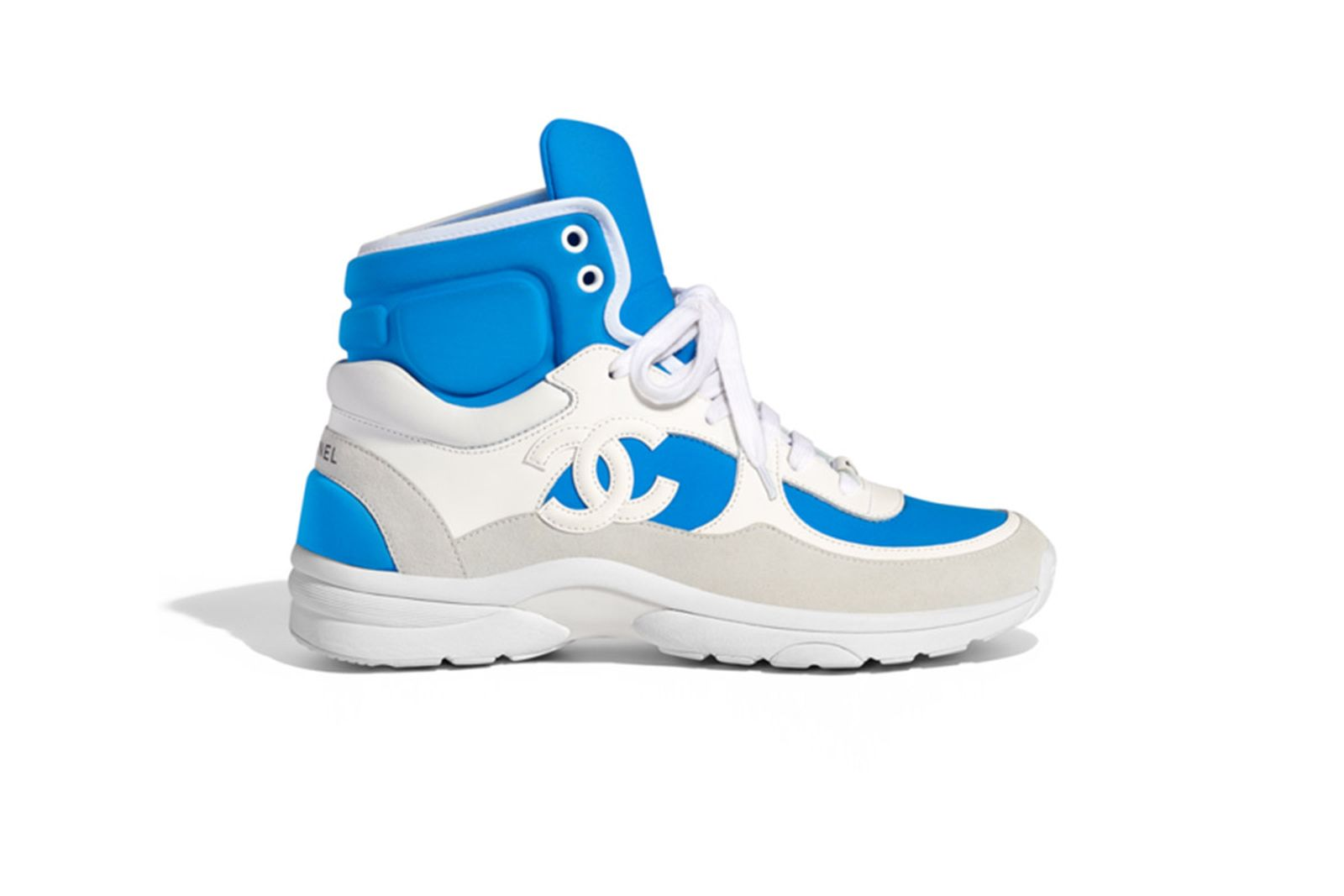 chanel trainer ss18 release date price SS18 Footwear